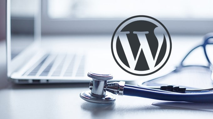 Diagnosing WordPress